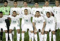 Cezayirin nihai kadrosu açıklandı