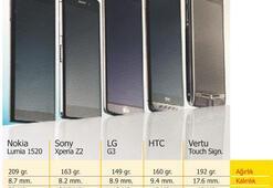 iPhone 6 geliyor rakip telefonlar tam takım hazır