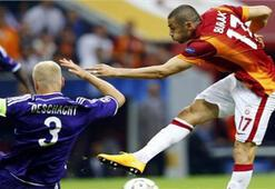 Galatasarayın grubunda puan durumu