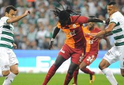 Bursaspor - Galatasaray maç sonucu: 1-2 / İşte maçın özeti