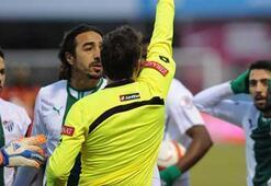 İbrahim Öztürk: Hakem görmediği penaltıyı verdi