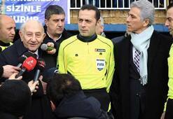 FIFA 2014te düdük çalacak Cüneyt Çakıra babasından destek