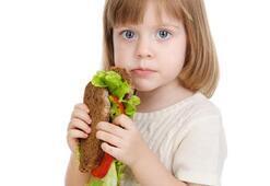 Kepek ekmeği çocuklar için uygun değil