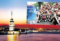 İstanbul'da alışveriş  festivali zamanı