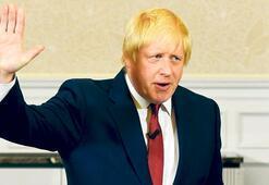 Boris Johnson havlu attı