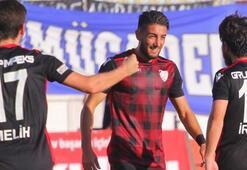 Büyükşehir Belediye Erzurumspor: 0 -  Boluspor: 2