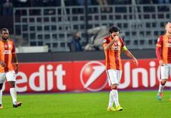 Aus mit dem Europa -Traum für Galatasaray