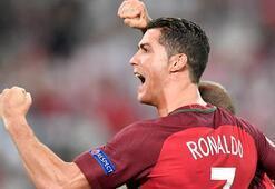 Cristiano Ronaldo: Maçı hak eden bizdik