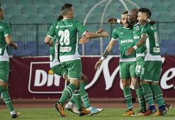 Septemvri Sofya - Ludogorets: 1-4