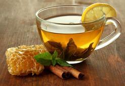 Kilo verdiren yeşil çaylı limonata tarifi
