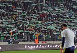 PFDKdan Bursaspora tribün kapatma cezası