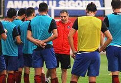 Trabzonsporda Yanal 3 tecrübelide ısrarlı
