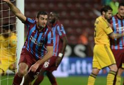 Trabzonspor - Metalist Kharkiv: 3-1