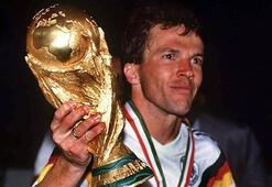 Dünya Kupası rekoru Matthausda