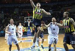 Fenerbahçe Ülker doludizgin