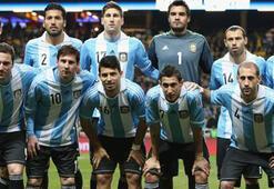 Arjantinin Dünya Kupası nihai kadrosu