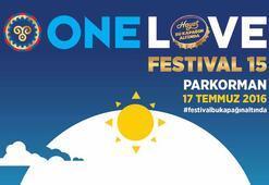One Love Festival 15 yine coşturacak