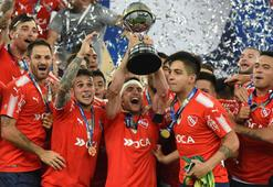 Sudamericana Kupasında şampiyon Independiente