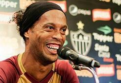 Ronaldinhoya Afrika sürprizi