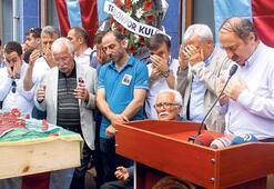Ali Özbaka son görev