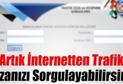 Trafik cezası internetten nasıl sorgulanmaktadır