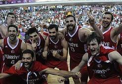 A Milli Basketbol Takımı bileti kaptı Dünya Şampiyonasındayız