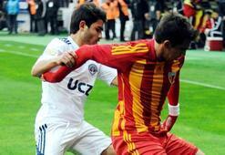 Kayserispor - Kasımpaşa: 0-0