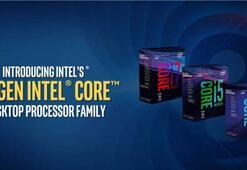 Intel sekizinci nesil Coffee Lake işlemcilerini duyurdu