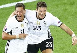 Gomez getirdi, Mesut bitirdi