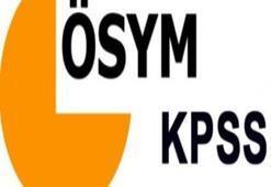 ÖSYM KPSS 2014/2 tercih ve yerleştirme sonuçları açıklandı