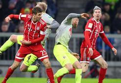 Bayern Münih - Köln: 1-0