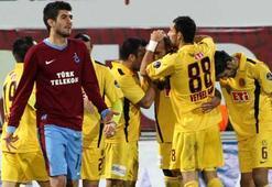 Trabzonsporun kalesi düştü