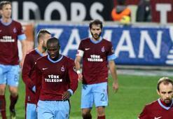 Trabzonspor'da moraller bozuldu