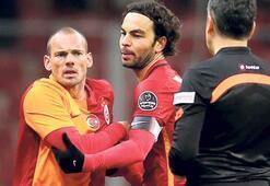Sneijder FIFA yolcusu