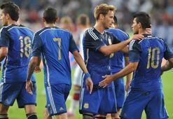 Arjantin Almanyayı dağıttı