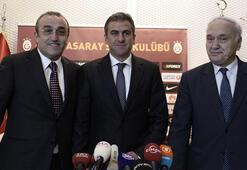 Hamza Hamzaoğlu resmen Galatasarayda
