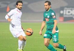 Ali Turan Konyasporda kaldı