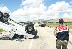 Kazalar hız kesmiyor