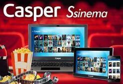Sinema tutkunu Casper kullanıcıları yaşadı