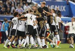 Almanyayı karıştıran kare