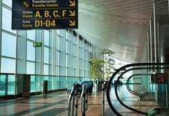 Havaalanı göbek yapabilir