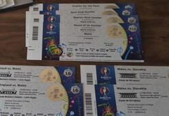 UEFAdan sahte bilet açıklaması