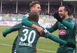 Torku Konyasporda parola 3 puan
