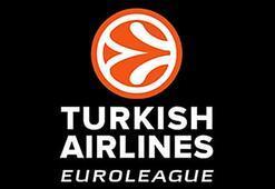 THY Euroleaguede fikstür belli oldu İlk hafta dev maçlar var