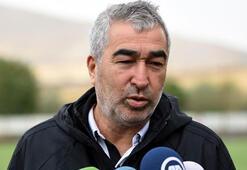 Samet Aybaba: Antalya maçında galibiyet istiyoruz