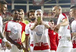 Antalyaspor'da Nasri ve Menez'e şok