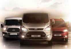 Ford Ticari Araçlar ile Ailece Hediye Kazanma Fırsatı