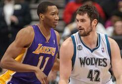 LA Lakers tepetakla