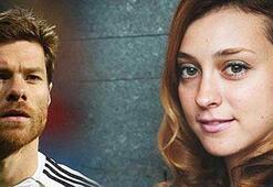 Xabi Alonsodan yasak aşk transferi