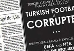 İsviçre gazetesindeki Fenerbahçe ilanı